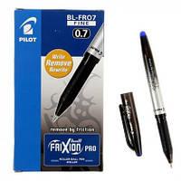 Ручка Pilot Frixion пиши-стирай 0,7 мм черная