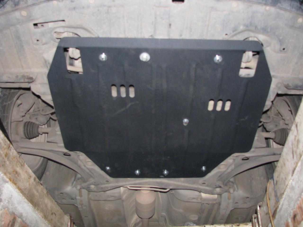 Защита двигателя MITSUBISHI LANCER 10, SPORT 2007-2013  Все, кроме EVOLUTION (двигатель+КПП