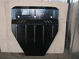 Защита двигателя NISSAN X-TRAIL T31 2007-2014 МКПП 2.0, 2.5, 2.0D (двигатель+КПП)