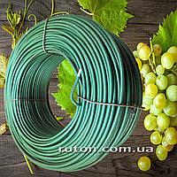 1.2/2.0 мм 100 м Шпалерная Польская проволока для виноградников сроком службы до 50 лет