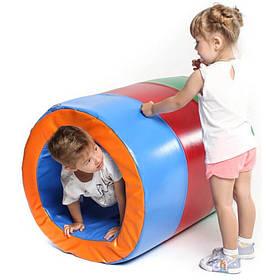 Перекотиполе ігрові м'які модулі для дітей KIDIGO