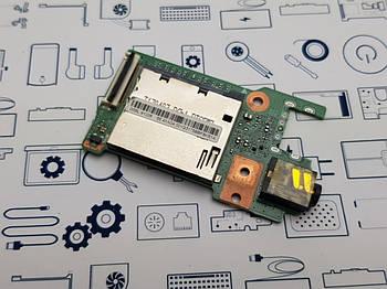 Плата кардридера Lenovo G580 Оригинал с разборки