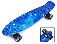 """Penny Board  """"Spice"""" Blue, фото 1"""