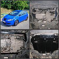 Защита двигателя Seat ALTEA 2004- (двигатель+КПП)
