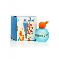 Мініатюра Moschino I Love Love 4.9 ml