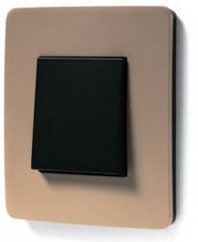 Рамки Unica New Studio Color (для механизмов антрацит)