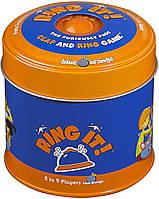 Настольная игра на ловкость и внимание, со звонком  ЗВОНИ! Blue Orange Ring It! The Clap & Ring Game, фото 1