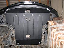 Защита двигателя SsangYong RODIUS SV270 2004-2013 АКПП 2.7D (двигатель+КПП)