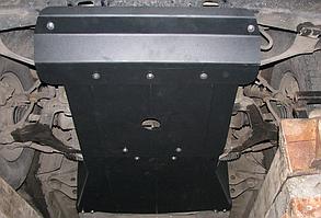 Защита двигателя SsangYong ACTYON 2006-2011 (двигатель+КПП)