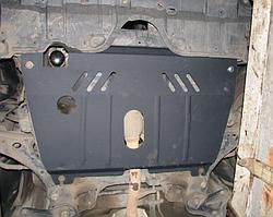 Защита двигателя Toyota CAMRY 40 2006-2011 (двигатель+КПП)