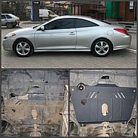 Защита двигателя Toyota SOLARA 2004-2009 (двигатель+КПП)