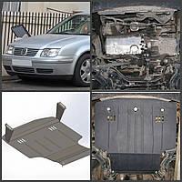 Защита двигателя Volkswagen BORA 1998-2005- дизель (двигатель+КПП)