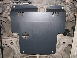 Защита двигателя Volkswagen CADDY 1995-2003 МКПП 1.4, 1.6, 1.8, 1.9D, 1.9TDI гидроусилитель(двигатель+КПП)