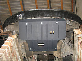 Защита двигателя  Volkswagen LT 35 1995-2006 МКПП 2.5D кондеционер (двигател+КПП)