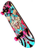 СкейтБорд деревянный от Fish Skateboard Aries  , фото 1
