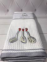 Подарунковий набір вафельних і махрових кухонних рушників SWEET DREAMS Туреччина