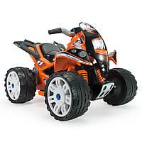 Детский квадроцикл Quad The Best 6V Injusa 760