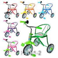 Детский трехколесный велосипед BAMBI  LH 701-2