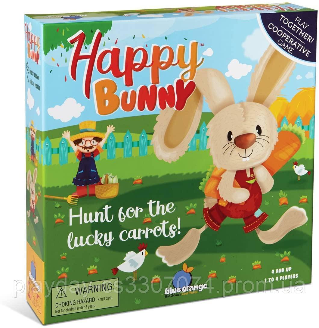 Кооперативная игра для детей Счастливый Зайка Happy Bunny Cooperative Kids Game