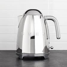 Чайник електричний 50 Style сірий Smeg KLF03SSEU