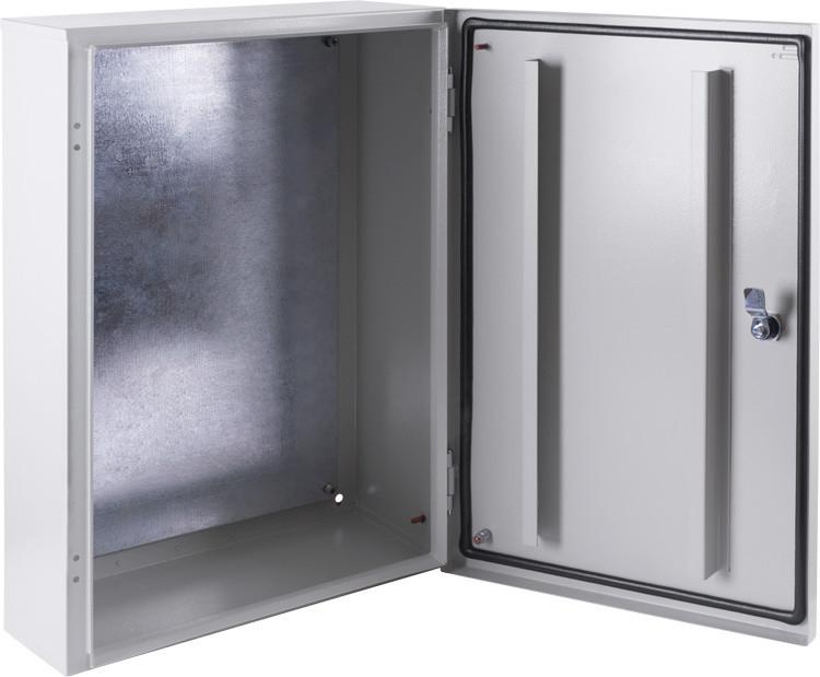 Корпус металлический 600х400х200 IP54 с монтажной панелью
