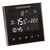 Терморегулятор для теплого пола Computherm E280 Wi-Fi черный