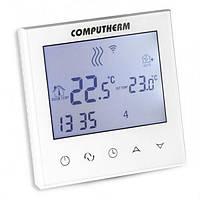 Терморегулятор для теплого пола Computherm E280 Wi-Fi белый