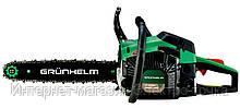 Бензопила цепная 3,05кВт, 5,5 кг, шина 40 см Grunhelm GS-4000MG