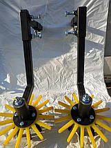 Культиватор БелМет (на подшипниках, полиуретановые пальцы), фото 3