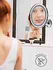 Зеркало косметическое для ванной комнаты Adler AD 2168, фото 5