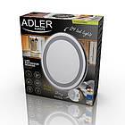 Зеркало косметическое для ванной комнаты Adler AD 2168, фото 7