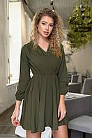 Платье юбка клеш 42503, фото 1