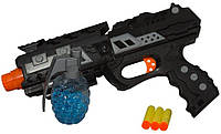 Пистолет с Орбизами и Поролоновыми Пулями