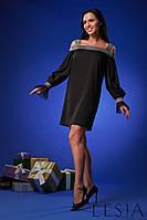 Нарядное женское платье прямого силуэта в романтичном стиле lesya Нисса 6