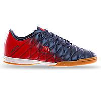Обувь для футзала Zelart, верх-PU, подошва-PU, р-р 41-45, красный (DM019604-(rd))