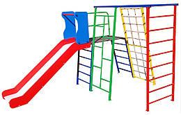 Дитячий ігровий комплекс для вулиці Веселка-М для малюків