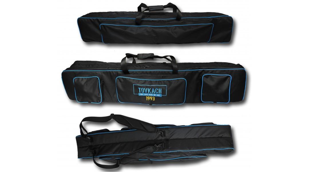 Большая сумка на два отделения для снастей