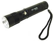 Тактический фонарь Police BL-7030-2 2х режимный ультрафиолет