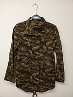 Стильная весенняя удлиненная куртка от Jennyfer, Франция.