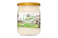 Молоко незбиране згущене з цукром 0,6 кг Банка скло