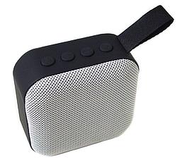 Портативная Bluetooth колонка T5, черная с серым
