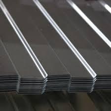 Профнастил стеновой ПС-8, цинк, тол. 0,65 мм