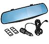 Зеркало регистратор 2 камеры Full HD L 900 ( + камера заднего вида ), фото 2