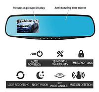 Видеорегистратор зеркало XoKo DVR-200