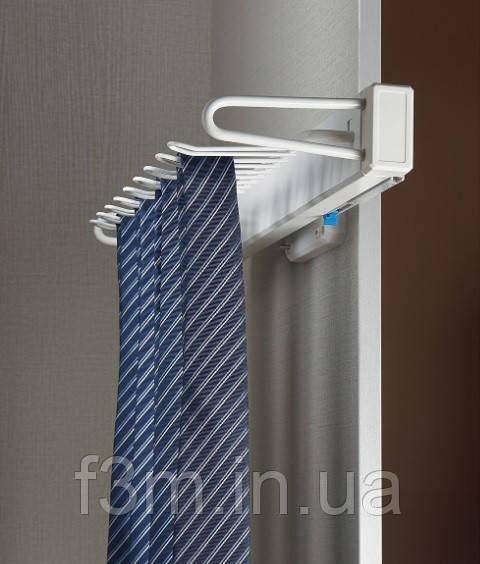 Вешалка для галстуков с доводчиком Unihopper: Мокка