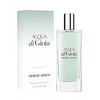 GIORGIO ARMANI ACQUA di GIOIA 15 ml ( Джорджио Армани аква дижиа ) Оригинал парфюмированная вода