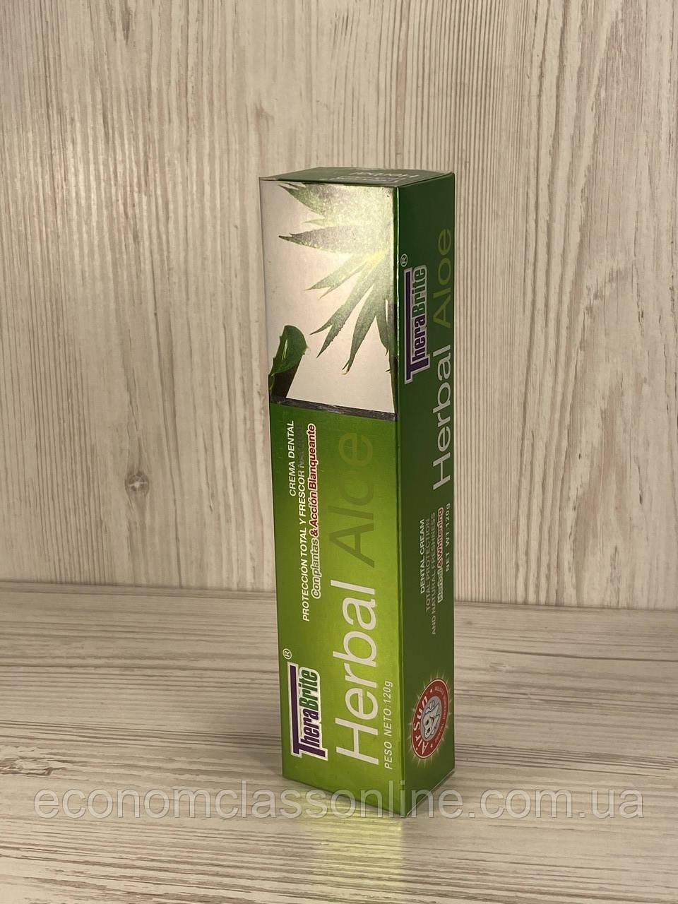 TheraBreath Зубна паста Комплексний захист з травами 120гр