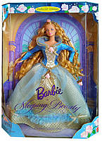Колекційна лялька Барбі Аврора Спляча красуня Barbie Sleeping Beauty 1997 Mattel 18586, фото 1