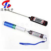 Электронный цифровой термометр с щупом из нержавеющей стали TP101 от -50 до 300 градусов по Цельсию