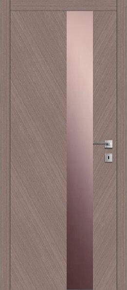 Межкомнатные двери Стайл 7 шпон